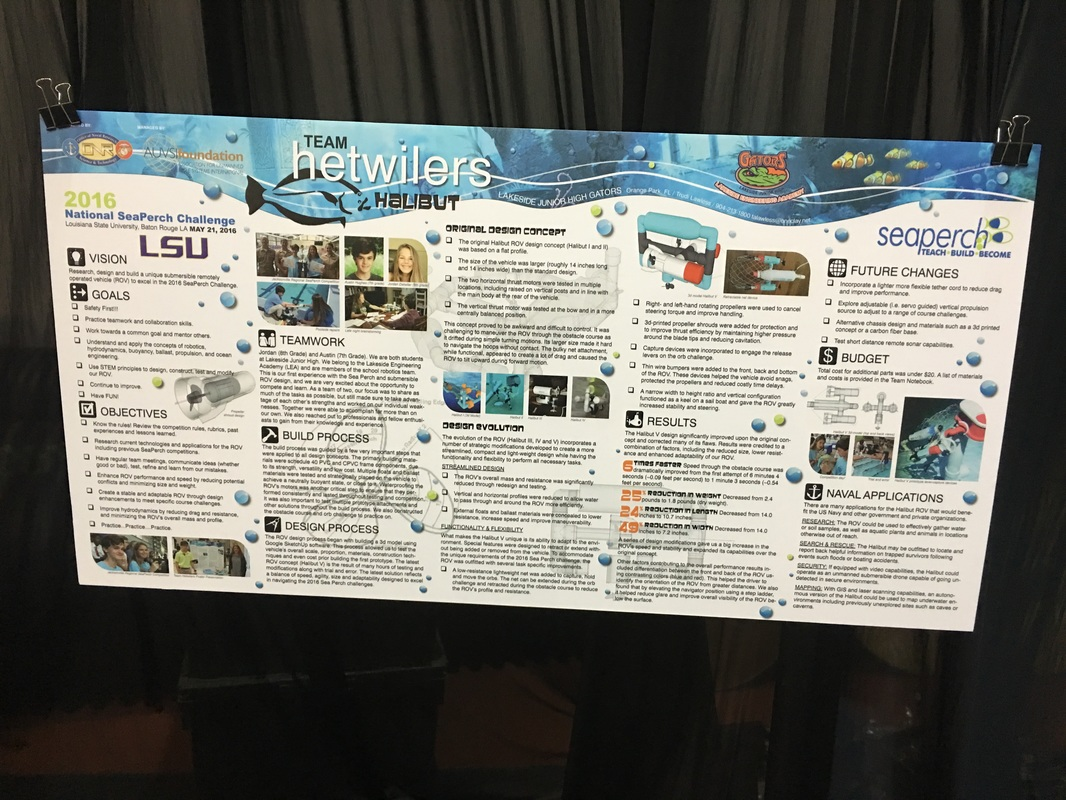 poster board examples